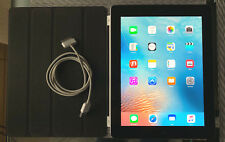 Apple iPad 3 Wi-Fi Cellular 64GB Space Gray 3rd Generation A1403 MC756LL Verizon