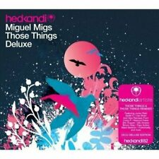 Miguel Migs Those Things Deluxe Edition Hed Kandi 2CDs Remixe
