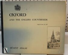 Bulent Atalay Oxford and the English Countryside Impressions in Ink ETON House