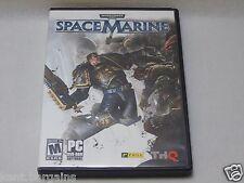 Warhammer 40,000 Space Marine PC DVD ROM 752919494912