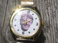 Old Jimmy Carter Watch From Peanuts to Presidents But don't stay running.