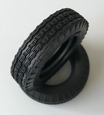 Tamiya 9805108/19805108 Rough Rider/Buggy Champ/FAV Front Tyres/Tires NEW