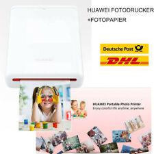 Huawei Mini Handy Fotodrucker Farbe Bluetooth DIY AR Videodruck Inkless Printing