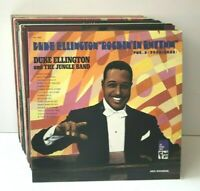Lot of 26 Jazz Vinyl Record Albums Ellington Van Gelder + Masterdisk Press LPs