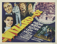 """""""The Wizard of Oz"""" Judy Garland 1939 Movie Film - 12"""" x 18"""" Poster Print - NEW!"""