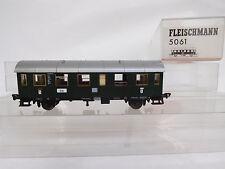 eso-8977Fleischmann 5061 H0 Personenwagen DB 27261 1.Kl. sehr guter Zustand