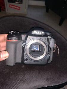 Nikon D500 20.9 MP Digital SLR Camera - Black (Body Only)