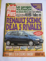 Revista Auto más N º 414 de 1996: Coches Joyas : Mega Track Mazda Xedos 9