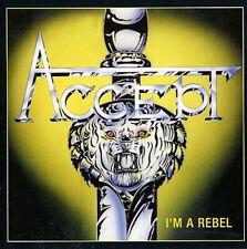 ACCEPT - I'm A Rebel - CD - 167601