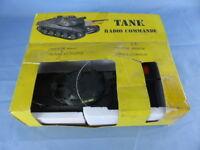 TANK US ARMY années 80 radio commandé , fonctionne OK