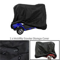 Mobility Scooter Storage Cover Wheelchair Waterproof Sun Shade Rain Protection
