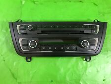 BMW 3 SERIES F30 F31 A/C HEATER CLIMATE RADIO CONTROL PANEL SWITCH TRIM 2011-15