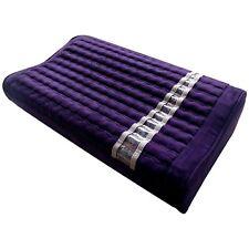 MediCrystal FIR Amethyst SOFT Pillow - Non Electric - Ion Far InfraRed - PURPLE