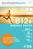 B12 5000 mcg + Iron 50mg (Bisglycinate), Vitamin C 100mg , Folic acid 0.4 mg