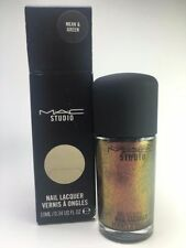 MAC Venomous Villains Collection Nail Lacquer Nail Polish, Mean & Green