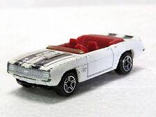 MATCHBOX #MB33 Diecast car 1969 CAMARO SS 396 1996 No box Good condition