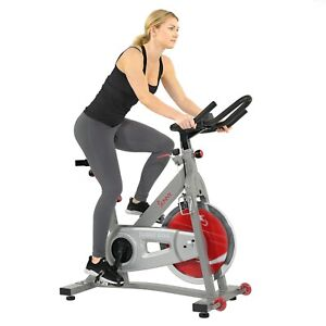NEW Health & Fitness Pro II Indoor Cycling Bike with Device Mount Advanced