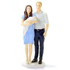 "Royal Doulton ""Prince George - A Royal Birth"" 10"" Bone China Figurine  HN 5716"