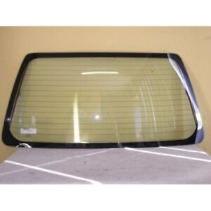 TOYOTA TOWNACE SBV KR40 - 1/1997 to 12/2003 - VAN - REAR WINDSCREEN GLASS - HEAT