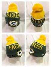 NFL Green Bay Packers 2015 On Field Player Coach Sideline Sport Knit Hat Pom