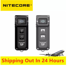 Nitecore Tup 1000 Lumen Micro-Usb Rechargeable Keychain Flashlight (All Colors)