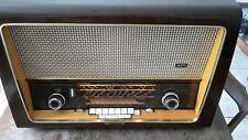 Röhrenradio AEG 7088 WD = Telefunken Opus  9 Tube Radio seltenes Gerät