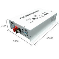 Pure Sine Wave Inverter 36V to 230V 3000W Genarator Truck Car Power Converter