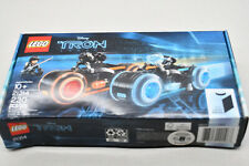 Lego Set #21314 Disney Tron Legacy 230pcs Mibs 2018, New in Damaged Box