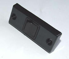 10A SPDT SWITCH BLACK ARCHITRAVE STYLE CARAVAN BOAT MOTORHOME CAMPER PIANO BLACK