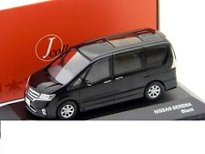 J-COLLECTION JC217  NISSAN SERENA  BLACK 2010 au 1/43°