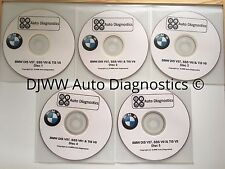 BMW DIS V44, V57, SSS V61 & TIS V8 GT1 INPA EDIABAS DIAGNOSTIC DEALER SOFTWARE