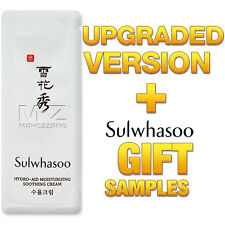 Sulwhasoo Hydro-Aid Moisturizing Soothing Cream 30pcs Amore Pacific Newest Ver