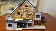 Dept 56 New England Series - Jannes Mullet Amish Barn - #5944-7 Retired