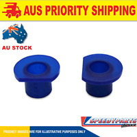 Speedy Parts Front Steering Rack & Pinion Mount Bush Kit Fits Ford SPF2527K
