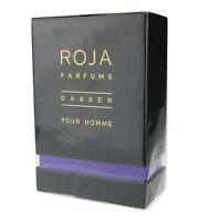 Roja Dove 'Danger Pour Homme' Eau De Parfum 3.4oz/100 ml New In Box