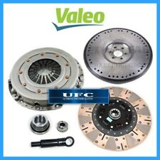 VALEO KING COBRA DUAL-FRICTION CLUTCH KIT& FLYWHEEL 86-95 FORD MUSTANG 5.0 LX GT