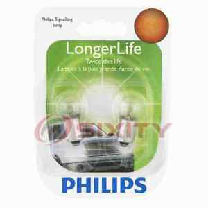 Philips Instrument Panel Light Bulb for Plymouth Arrow Barracuda Belvedere vj