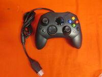 Replacement Controller Black For Microsoft Xbox Original