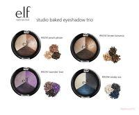 e.l.f. ELF Baked Eyeshadow Trio Pick ur Shade New in Box Full Size