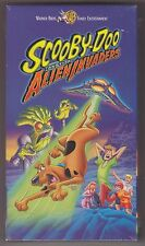 SCOOBY-DOO AND THE ALIEN INVADERS VHS Brand New Factory Sealed