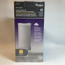 Whirlpool WHKF-GD25BB Large Capacity Whole House Replacement Filter