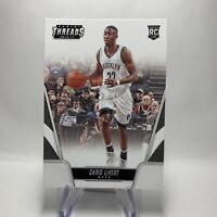 2016-17 NBA Threads Rookie Card 172 Caris LeVert Brooklyn Nets