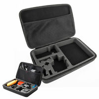 Large Storge Shockproof Carry Case Box Bag For GoPro Go Pro HD Hero 5 4 3+ 3 2