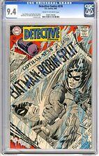 Detective Comics  #378  CGC  9.4  NM  Cream to off-white pages 8/68   Irv Novick