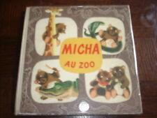 MICHA AU ZOO - Les aventures de Micha la Boule - Trnka Menzel - GRÜND