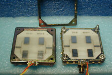 10.525 Ghz Doppler radar modules, Microsemi, X-band transceivers, lot of two