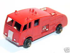 old rare 1950 ref 9 BENBROS N HO 1/100 CAMION DENNIS FIRE ENGINE  POMPIERS