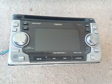 Clarion Adb340Mp 50 watt X 4 Mp3 working condition removed from vehicle.