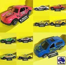 5 Cars 6.5cm Gift Set 1:87 Miniature Replica Toy Model Vehicles GMCA35501x5