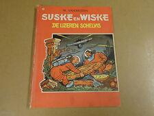 STRIP 1° DRUK VIERKLEURENREEKS / SUSKE EN WISKE N° 76 - DE IJZEREN SCHELVIS